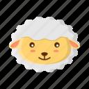 animal, sheep, shepherd, wool, zoo