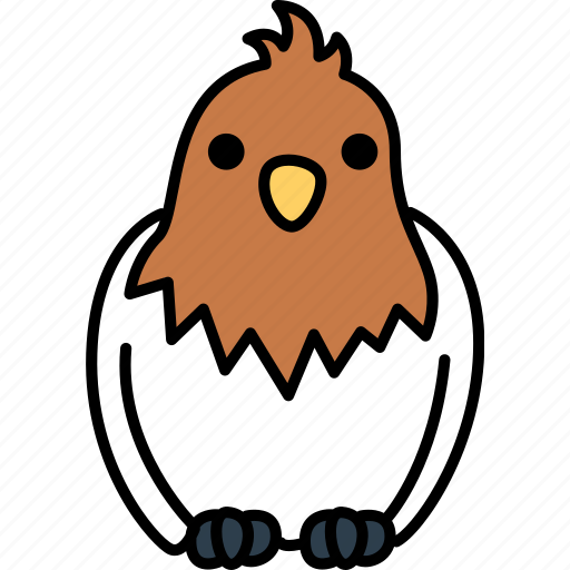 animal, animals, bird, cute, wild icon