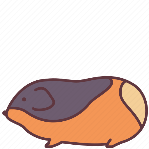 animal, cavy, domestic, gatsby, guinea pig, pet, rat icon