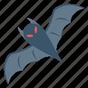 animal, bat, bird, fly, mummal icon