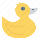 animal, duck, fly, pet, zoo icon