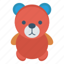 animal, forest, mammal, teddybear, zoo