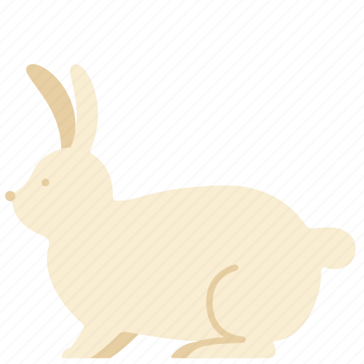 animal, bunny, domestic, pet, rabbit icon