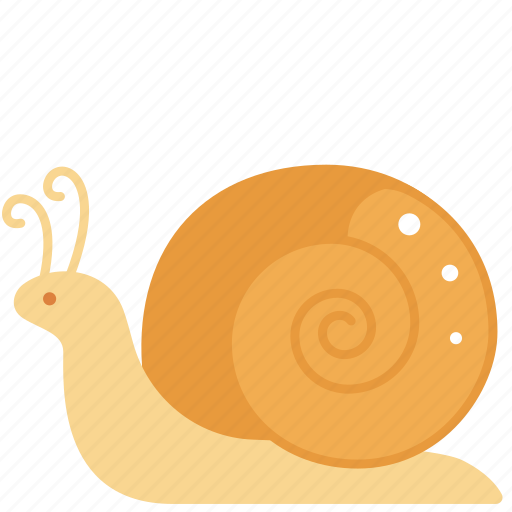 Animal, creature, slowly, snail, spiral, winkle icon - Download on Iconfinder