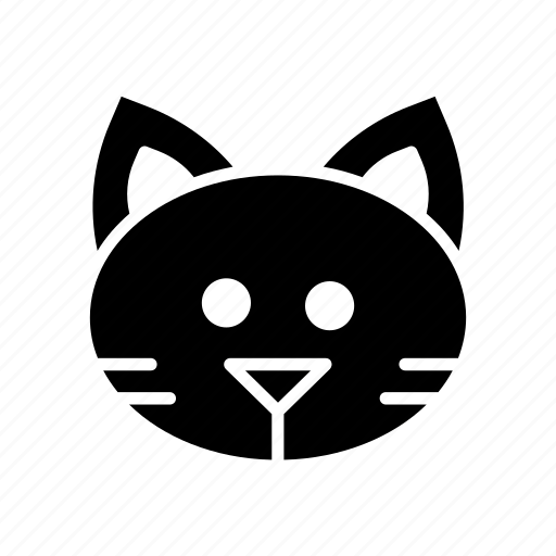 cat, chat, feline, gato, kitten, kitty, pet icon