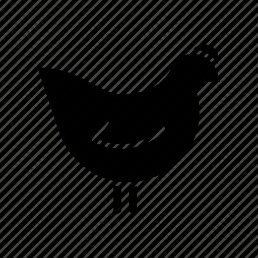 chicken, farm, galinha, hen, pollo, poulet, poultry icon