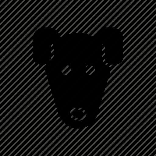 animal, chien, dog, hound, perro, pet icon