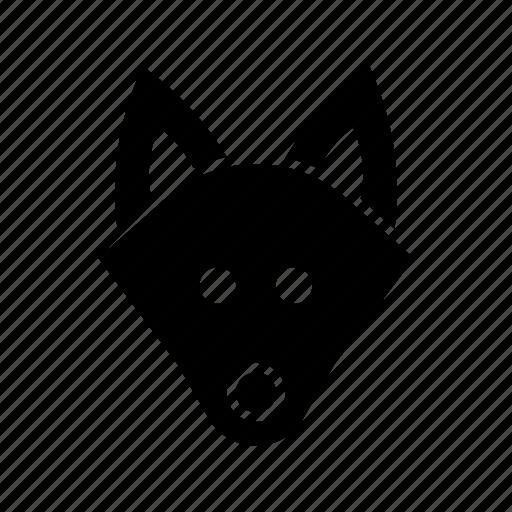 animal, fox, mammal, raposa, renard, zorro icon