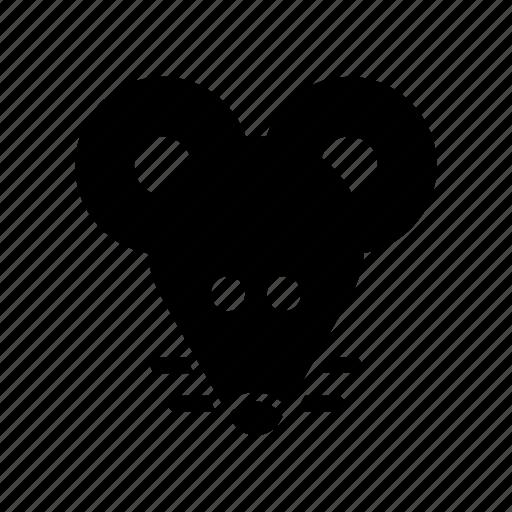 cute, mice, mouse, rat, rato, raton, souris icon