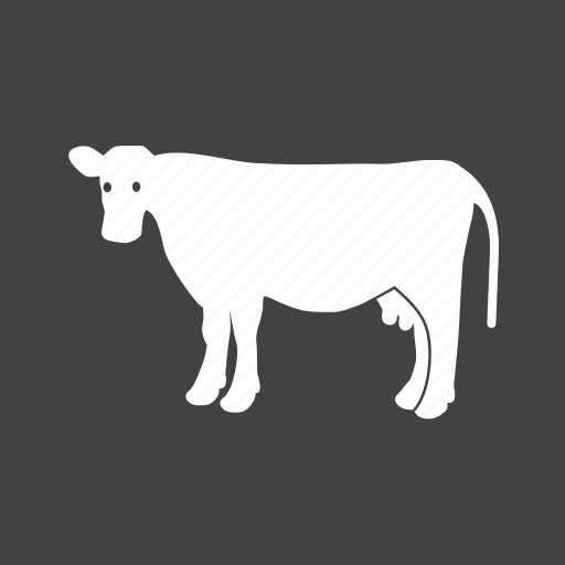 animal, cow, dairy, farm, farming, milk, milking icon