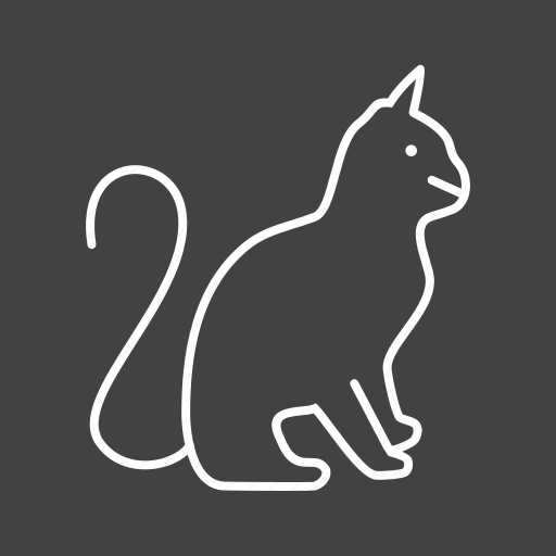 animal, cat, cats, kitten, kitty, pussy cat, wild cat icon