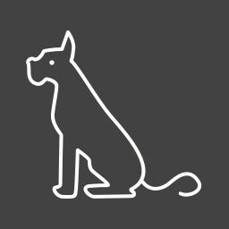 animal, barking, bulldog, dog, dogs, pet, puppy icon
