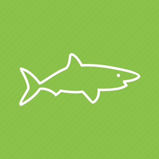 blue, dive, fish, shark, sharks, whale, wildlife icon