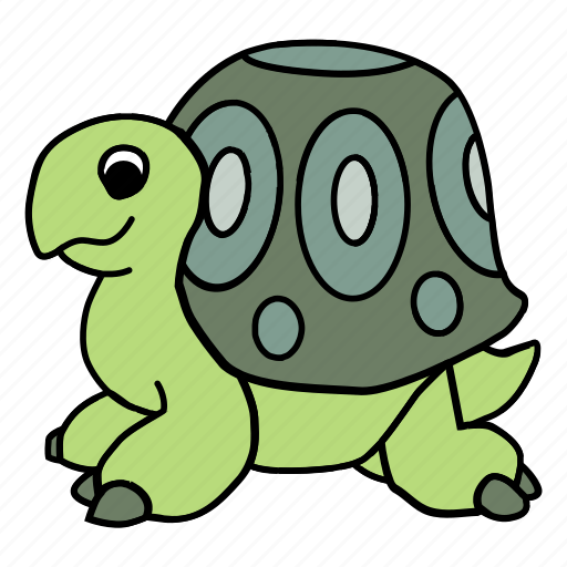 marine, sea, shell, tortouise, turtle icon