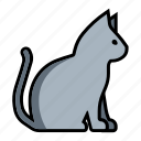 cat, grapnel, grappling, kitten, kitty, pet, pussycat icon