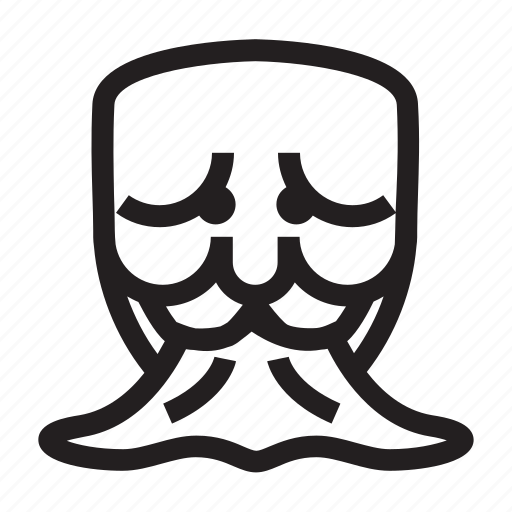 anonymous, emoticon, gag, mask, sick icon