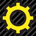 option, repair, setting, weel icon