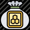 beeswax, product, organic, honeycomb, natural