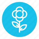 apiary, bee, blossom, decoration, floral, flower, nature icon