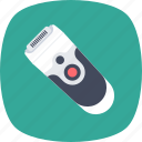 beard trimmer, electric razor, epilator, shaving machine, trimmer icon