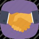 business partner, businessmen, deal, partnership, shake hand