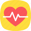 cardiogram, cardiography, heart beat, pulsation, pulse rate