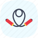 fitness, jumping rope, physical exercise, skipping, skipping rope icon