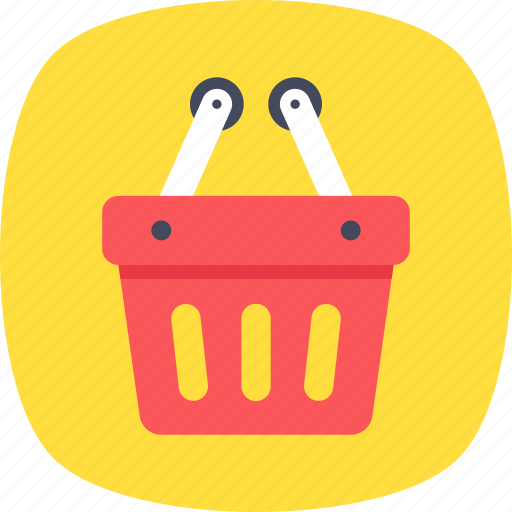basket, buy, e commerce, purchase, shopping icon