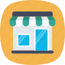 kiosk, market, shop, shopping store, store icon