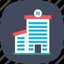 clinic, dispensary, hospital, infirmary, sanatorium
