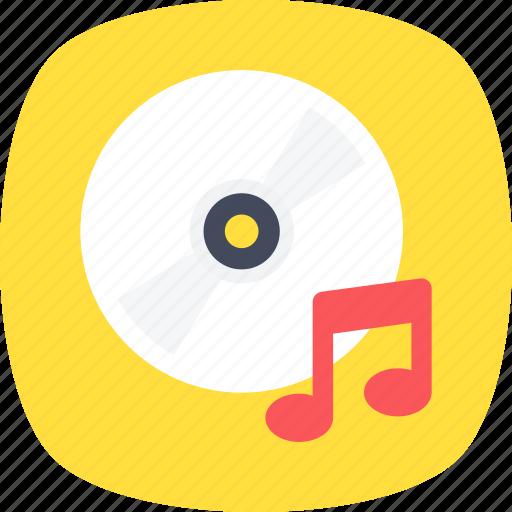 cd, dvd, media, multimedia, music disk icon