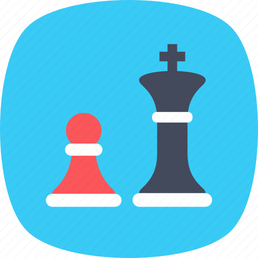 board game, chess, chess game, chess pieces, strategy icon
