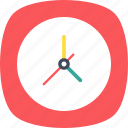 hourglass, time, timekeeper, wall clock, watch icon