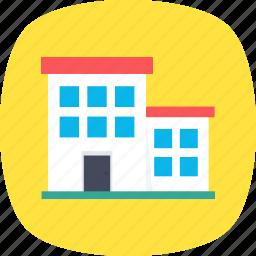 family house, home, house, villa icon