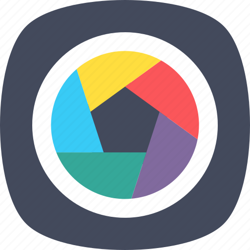 aperture, camera lens, camera shutter, photography, shutter icon
