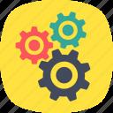cog, cogwheel, gear, mechanic, setting