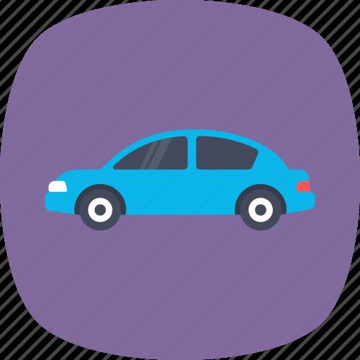 auto, automobile, car, hatchback, transport icon