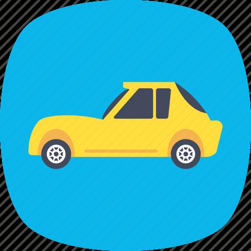 auto, microcar, motorcar, small automobile, transport icon