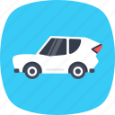 car, compact mpv, mpv car, multi purpose vehicle, transport icon