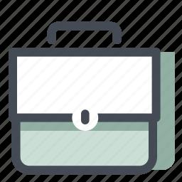 briefcase, case, finance, money, portfolio, resume, work icon