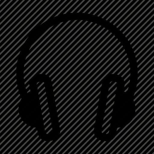 audio, earphone, headphone, headset, music, sound, speaker icon