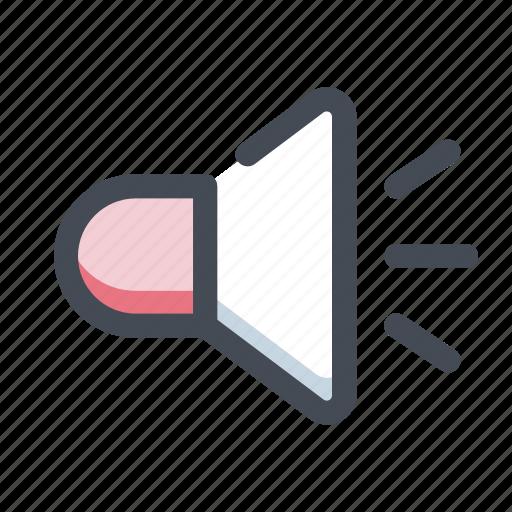 Audio, music, sound, speaker, control, multimedia, volume icon - Download on Iconfinder