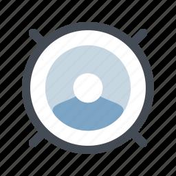 audio, instrument, multimedia, music, sound, speaker, woofer icon
