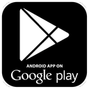 android, app, google, google play, market, on, play icon