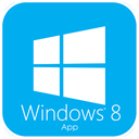 app, apps, smartphone, store, windows, windows 8 icon