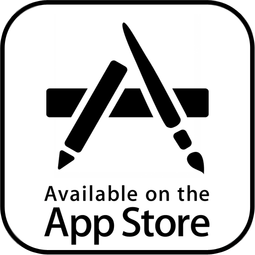app, app store logo, apple, application, appstore, available, on, storre, the icon