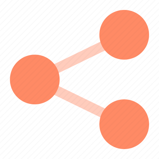 app, connection, interface, network, share, user icon