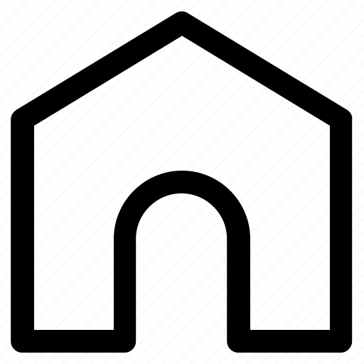 building, home, house, interface, ui icon