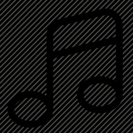 Listen, music, note, sing, sound icon - Download on Iconfinder