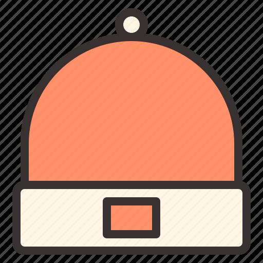 apparel, beanie, clothes, hat, headwear icon